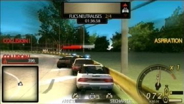 Immagine 3 del gioco Need For Speed Undercover per Playstation PSP