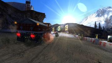 Immagine 2 del gioco MotorStorm: Arctic Edge per Playstation PSP