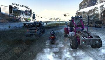 Immagine 6 del gioco MotorStorm: Arctic Edge per Playstation PSP