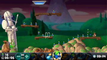 Immagine 3 del gioco Lemmings per Playstation PSP