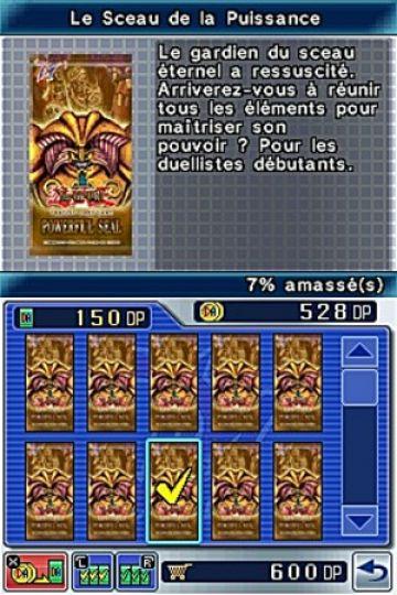 Immagine 5 del gioco Yu-Gi-Oh! GX Spirit Caller per Nintendo DS