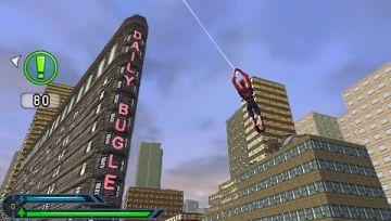 Immagine 2 del gioco Spider-Man 3 per Playstation PSP