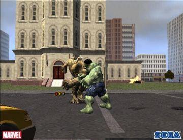 Immagine 5 del gioco L'Incredibile Hulk per Playstation 2