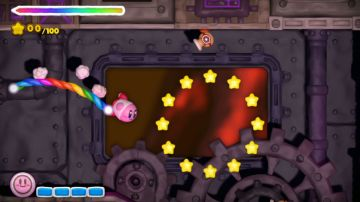 Immagine 5 del gioco Kirby e il pennello arcobaleno per Nintendo Wii U
