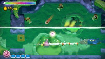 Immagine 6 del gioco Kirby e il pennello arcobaleno per Nintendo Wii U