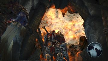 Immagine 2 del gioco Darksiders: Warmastered Edition per Nintendo Wii U