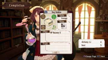 Immagine 5 del gioco Atelier Sophie: The Alchemist of The Mysterious Book per Playstation 4