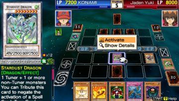 Immagine 1 del gioco Yu-Gi-Oh! GX Tag Force 3 per Playstation PSP