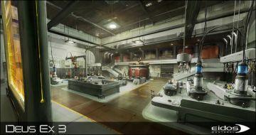 Immagine 3 del gioco Deus Ex: Human Revolution per Playstation 3