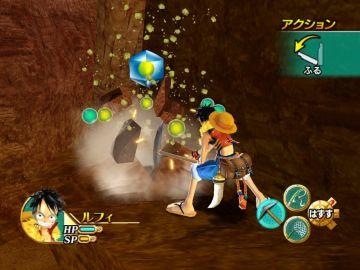 Immagine 1 del gioco One Piece: Unlimited Cruise 2 per Nintendo Wii