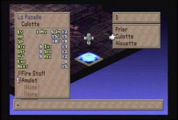 Immagine 4 del gioco La Puccelle tactics per Playstation 2