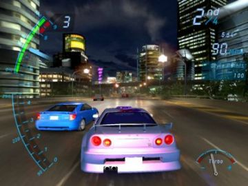Immagine 2 del gioco Need for Speed Underground per Playstation 2
