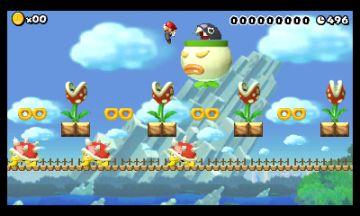 Immagine 2 del gioco Super Mario Maker per Nintendo 3DS
