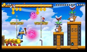 Immagine 1 del gioco Super Mario Maker per Nintendo 3DS