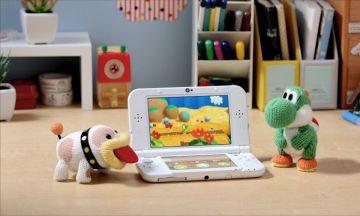 Immagine 1 del gioco Poochy & Yoshi's Whooly World per Nintendo 3DS