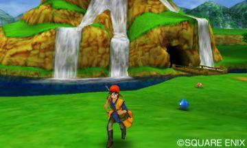 Immagine 1 del gioco Dragon Quest VIII: L'Odissea del Re maledetto per Nintendo 3DS