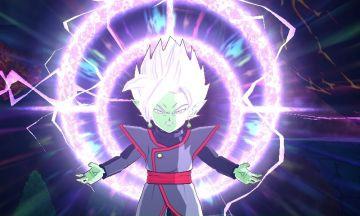 Immagine 3 del gioco Dragon Ball Fusions per Nintendo 3DS