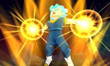 Immagine 1 del gioco Dragon Ball Fusions per Nintendo 3DS