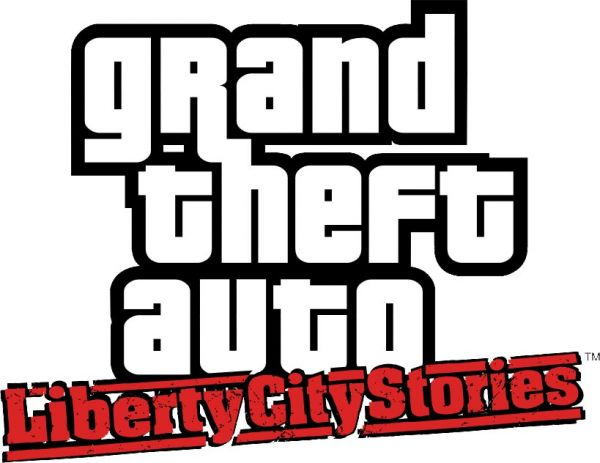 Logo del gioco Grand Theft Auto: Liberty City Stories per Playstation PSP
