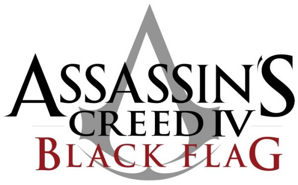 Logo del gioco Assassin's Creed IV Black Flag per Playstation 3