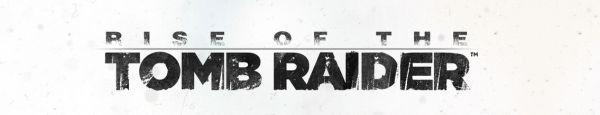 Logo del gioco Rise of the Tomb Raider per Xbox One