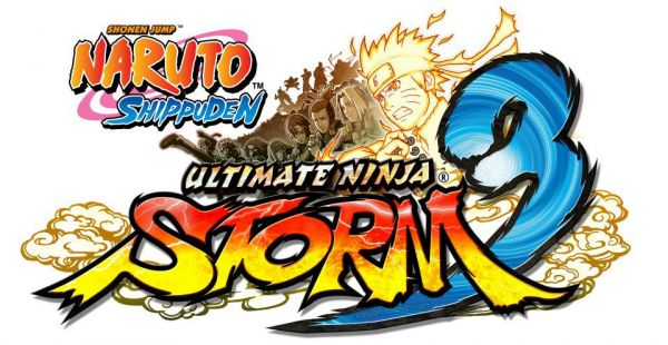 Logo del gioco Naruto Shippuden: Ultimate Ninja Storm 3 per Playstation 3