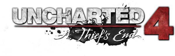 Logo del gioco Uncharted 4: A Thief's End per Playstation 4