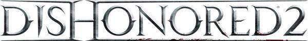 Logo del gioco Dishonored 2 per Xbox One