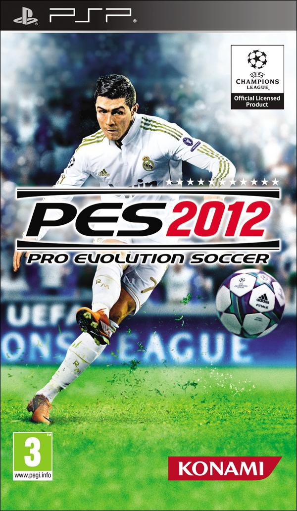 Pes 2012 на psp