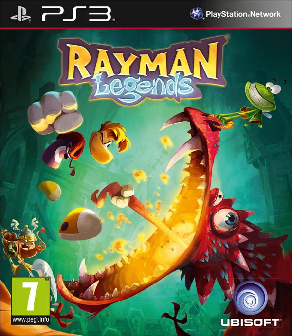 rayman spiele