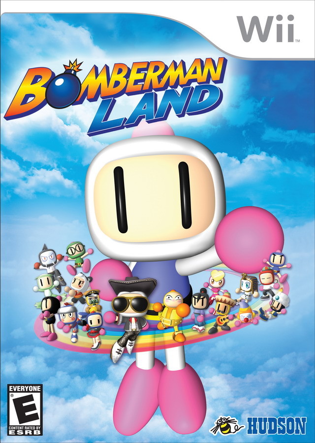 Bomberman land per wii gamestorm
