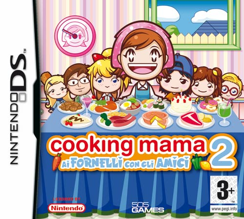 Cooking Mama 2 Per DS