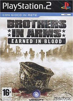 copertina Brothers In Arms: Earned in Blood