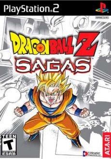 copertina Dragon ball Z - Sagas