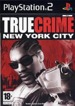 Copertina true crime new york city