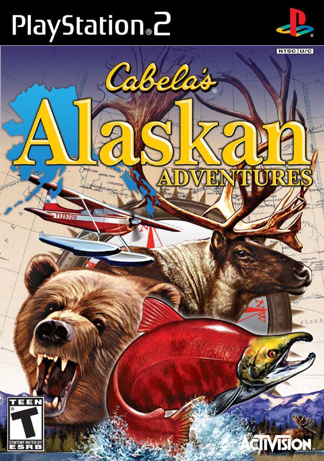 copertina Cabela's Alaskan Adventures