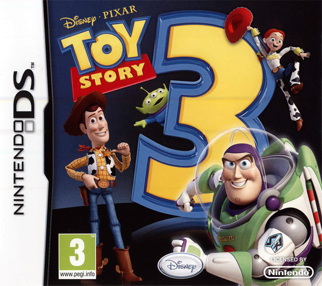 Toy Game On Ds : Trucchi e codici per toy story ds gamestorm