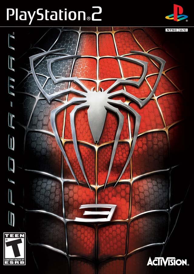 copertina Spider-Man 3