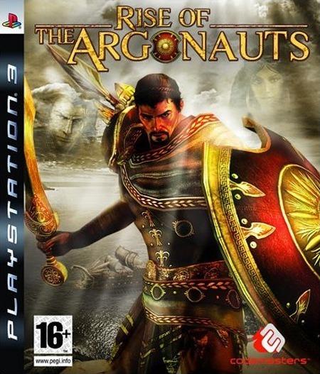 Warriors Legends Of Troy Part 1: Rise Of The Argonauts Per PS3