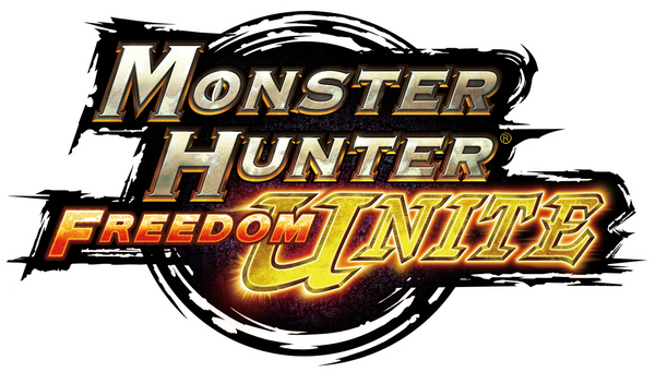 Logo del gioco Monster Hunter Freedom Unite per PlayStation PSP