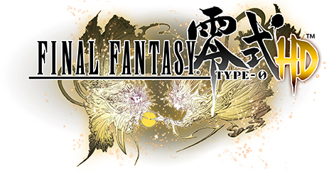 Logo del gioco Final Fantasy Type-0 HD per PlayStation 4