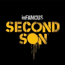 Logo del gioco inFamous: Second Son per PlayStation 4