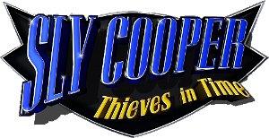Logo del gioco Sly Cooper: Ladri nel Tempo per PlayStation 3