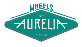 Logo del gioco Wheels of Aurelia per Playstation 4