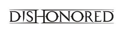 Logo del gioco Dishonored per PlayStation 3