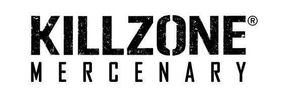 Logo del gioco Killzone Mercenary per PSVITA