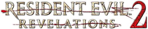 Logo del gioco Resident Evil: Revelations 2 per PlayStation 3