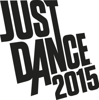 Logo del gioco Just Dance 2015 per PlayStation 4