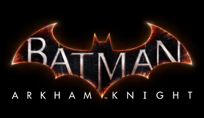 Logo del gioco Batman: Arkham Knight per PlayStation 4