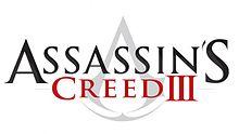 Logo del gioco Assassin's Creed III per Nintendo Wii U